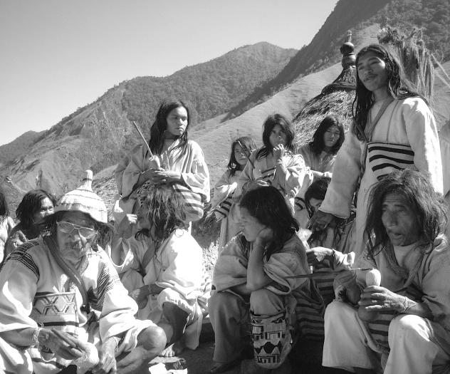 Kogi tribe-Sierra Nevada de Santa Marta, Colombia