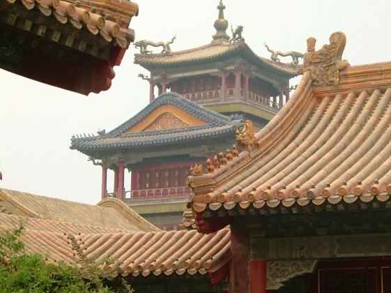 Forbidden City-Beijing