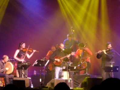 Cappella della Pietà de' Turchini playing at Lorient InterCeltic Festival