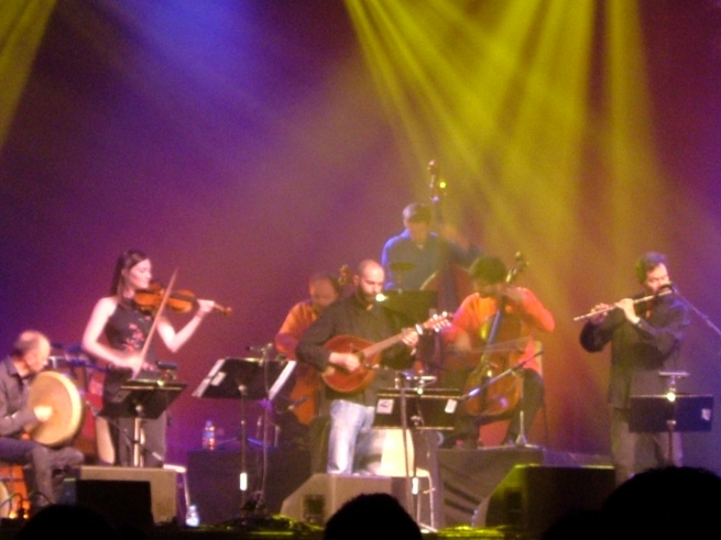 Cappella della Pietà de' Turchini playing at Lorient InterCeltic Festival