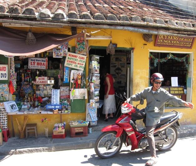 Hoi an-Vietnam