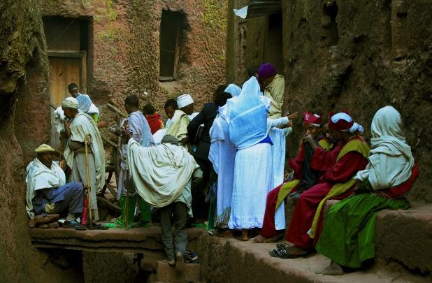 Lalibela-Ethiopia