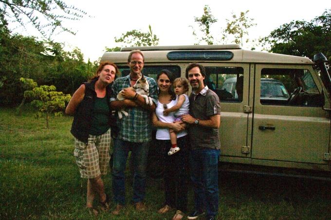 Adoptando a Nala, nuestra Serengeti Terrier