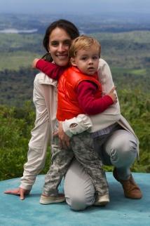 Simón en Arusha National Park