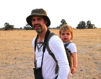 Walking safari en Lake Manyara