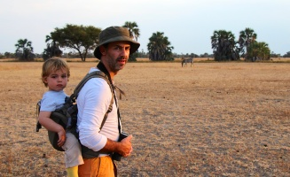 Walking safari en Lake Manyara