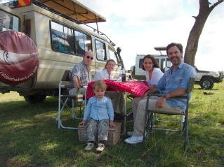 Picnic de safari en Kogatende-Serengeti